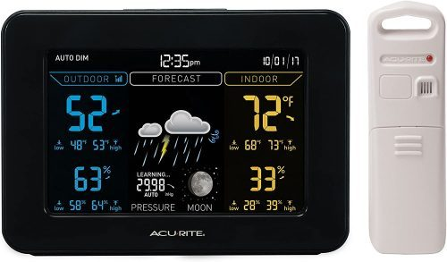 indoor outdoor thermometer - AcuRite 02027A1