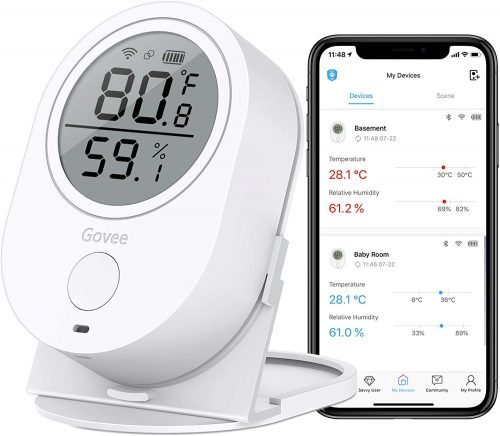 Govee WiFi Thermometer