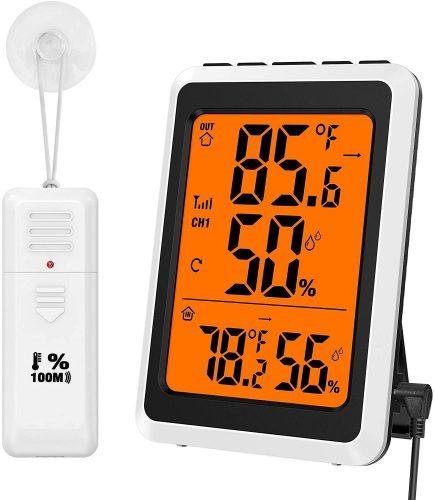 ORIA Digital Wireless Hygrometer