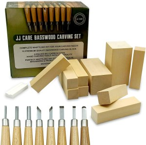 whittling kit jj care