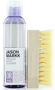 best shoe cleaner - Jason Markk Shoe Cleaner Brush and Solution