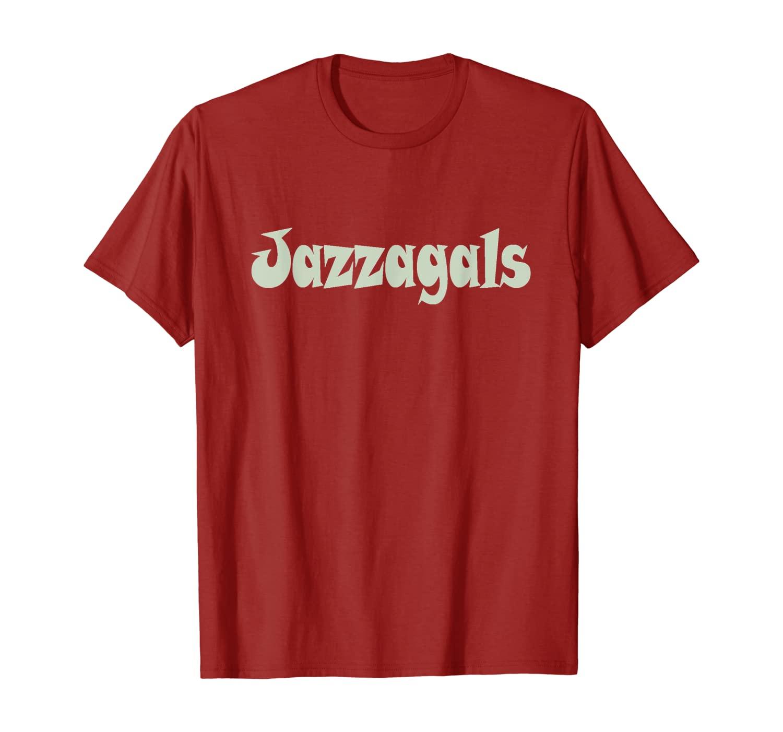 Jazzagals-tee-shirt