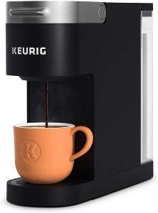 K-slim coffee maker, single serve coffee maker
