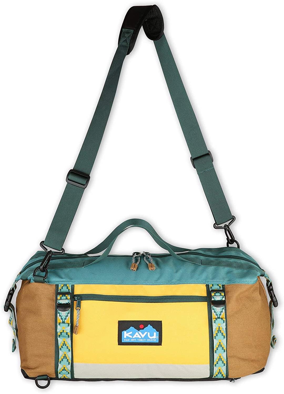 Kavu Little Feller Duffle Bag Convertible Backpack
