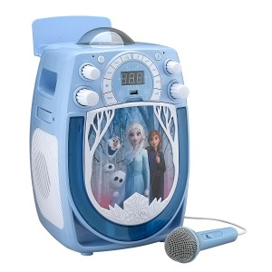 KIDdesigns Disney Frozen II Karaoke Machine