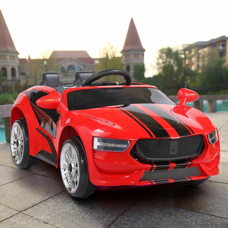 kids electric race car