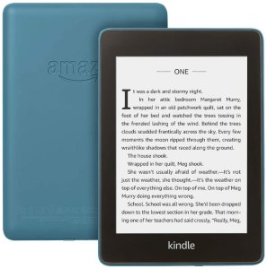Kindle paperwhite, gifts for grandparents