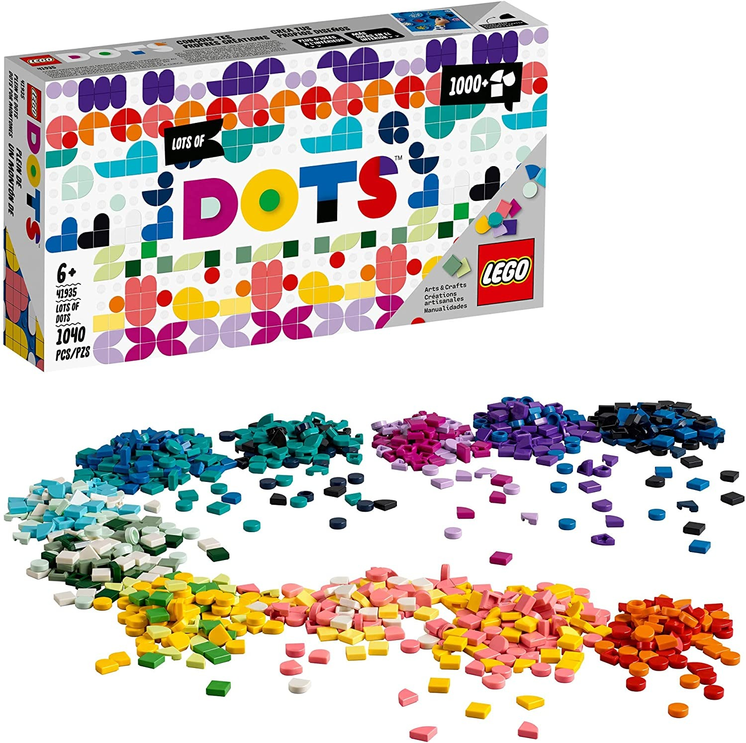 LEGO Lots of DOTS, best lego sets for adults