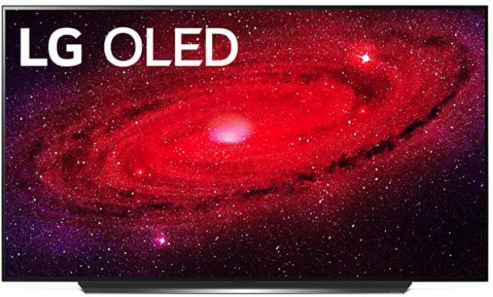 lg CX 75 inch tv