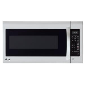home depot black friday sale - LG Electronics Over-the-Range Microwave