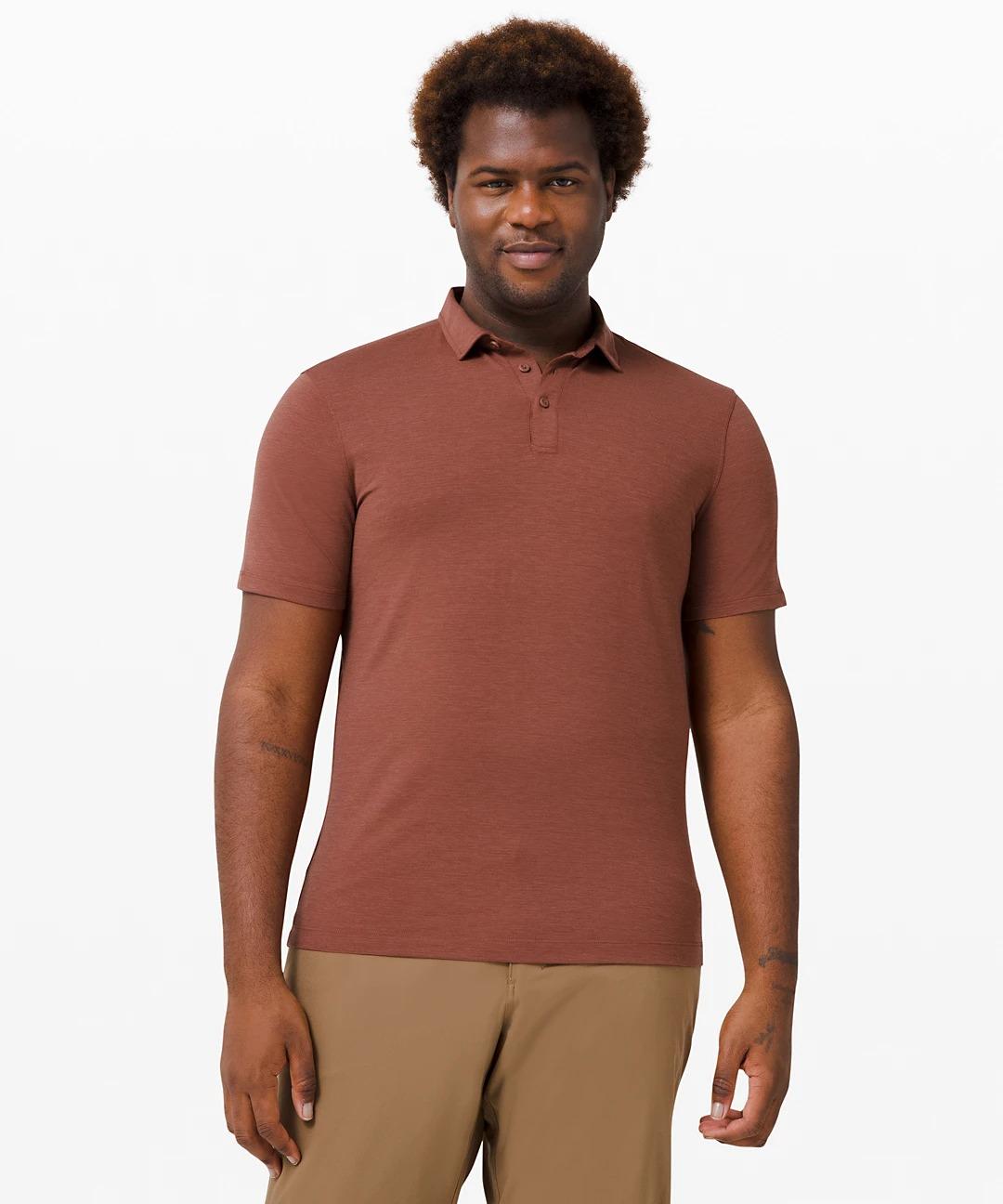 Lululemon black friday sale 2020- Evolution Polo polo shirt for men