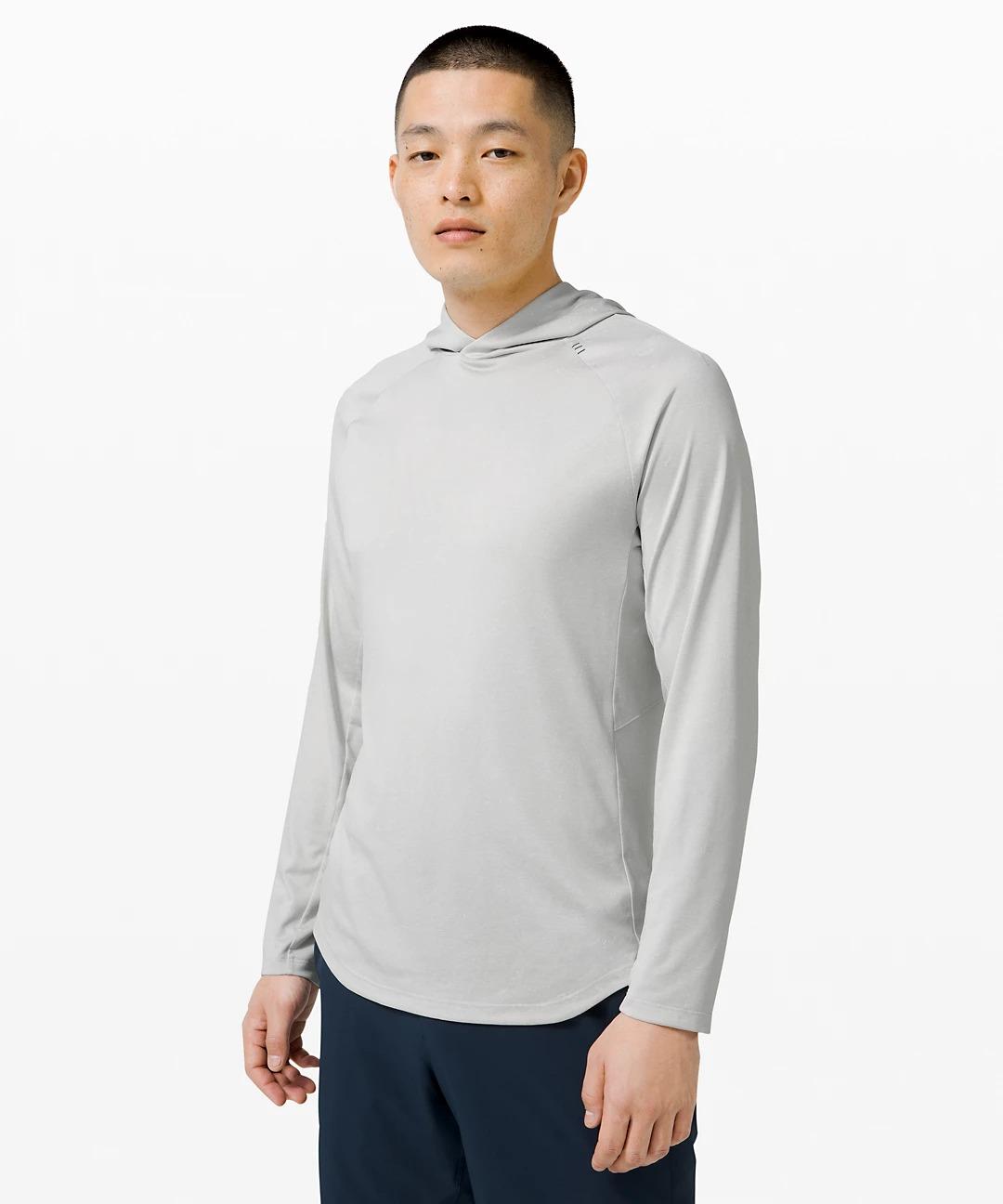 lululemon black friday sale 2020 - white exercise hoodie