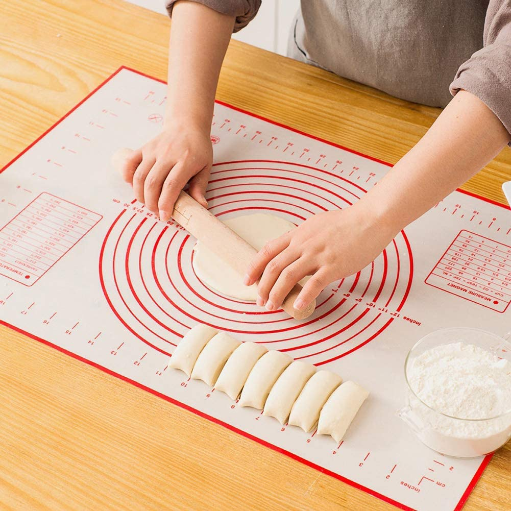 best gifts for bakers - Large Silicone Pastry Mat by Greenrain