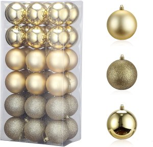 lessmo christmas balls ornament