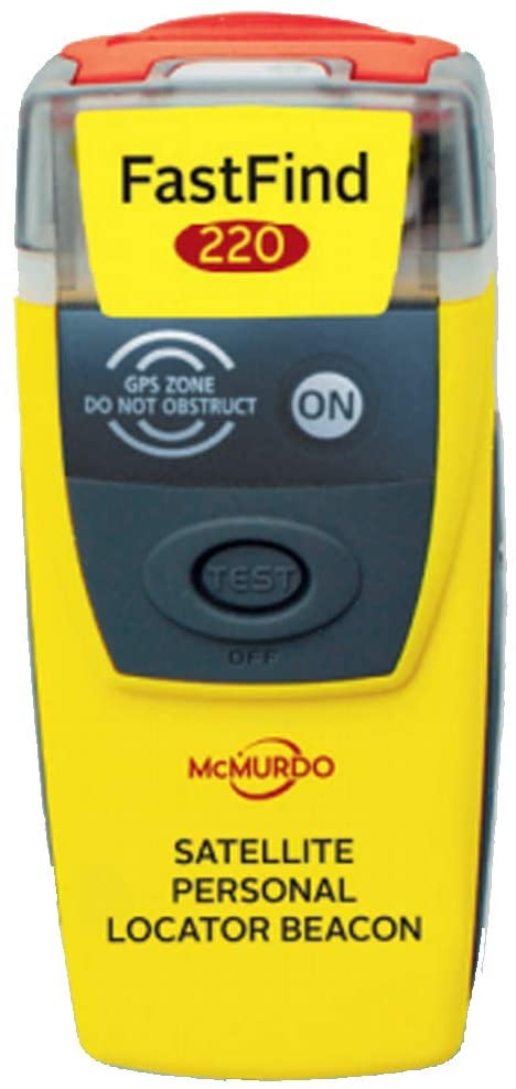 best avalanche beacons: McMurdo FAST FIND 220 Personal Locator Beacon