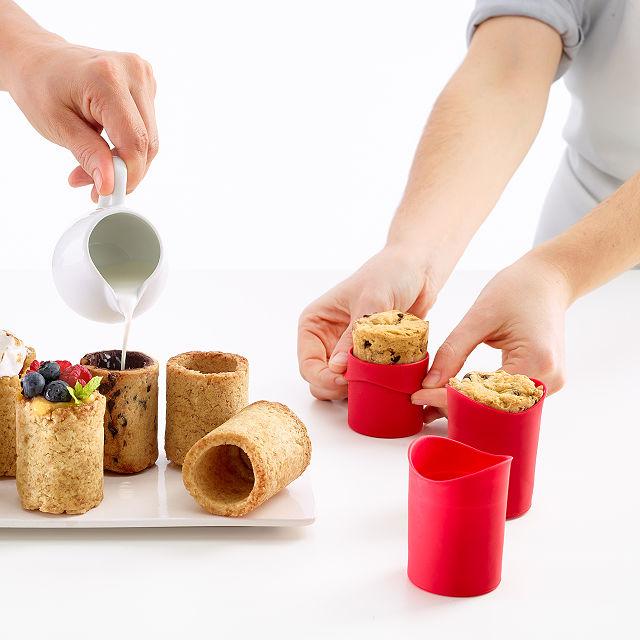 Milk & Cookies Shot Glass Making Kit