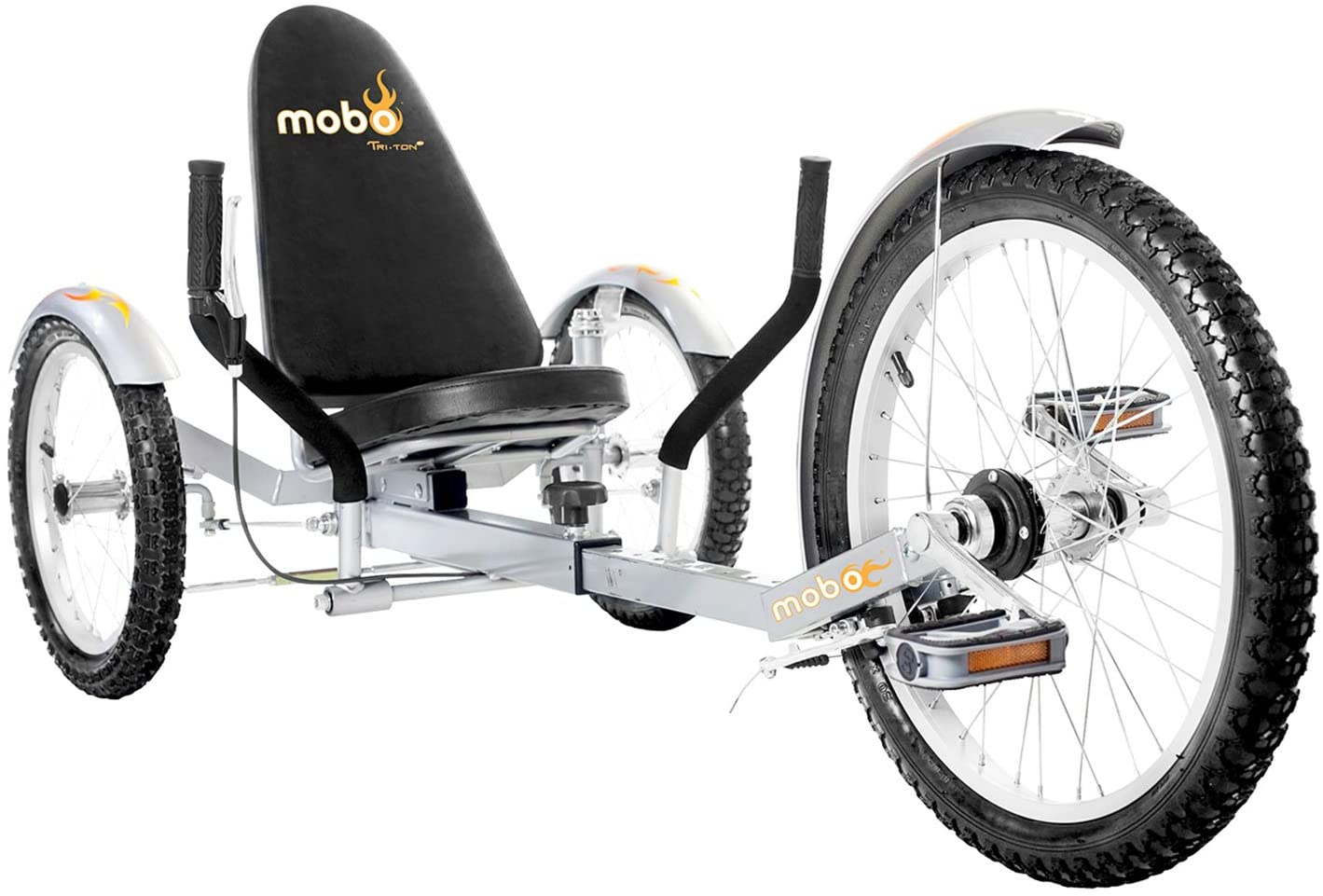 Mobo Triton Adult Tricycle with recumbent seat