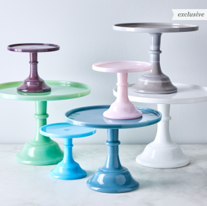 gifts for bakers mosser glass cake stand food 52