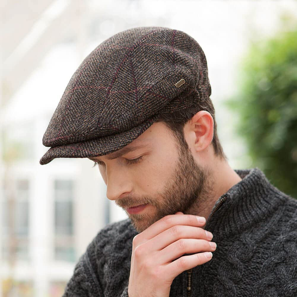 Mucros-Weavers-Irish-Tweed-Flat-Cap