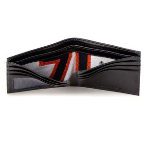 NFL game used uniform wallet, gifts for sports fans