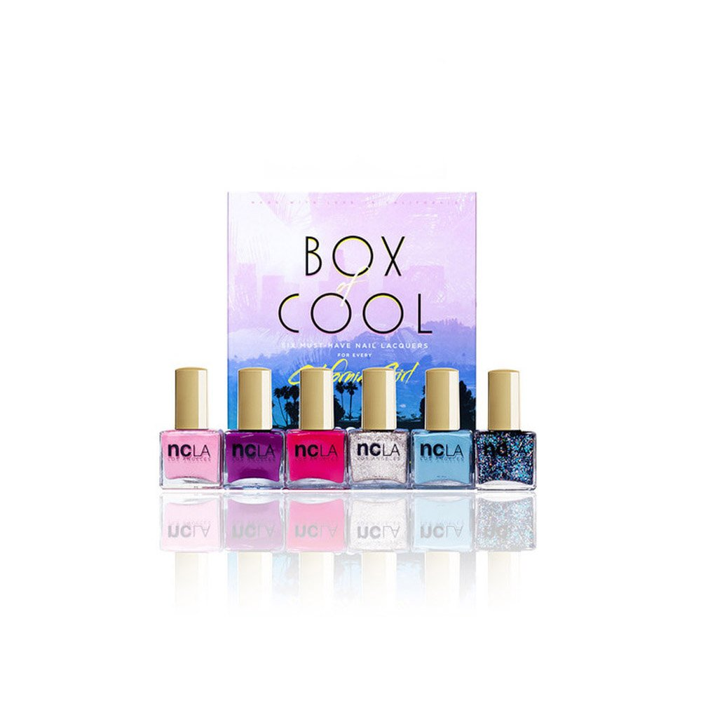 NYCLA Box of Cool Nail Lacquers