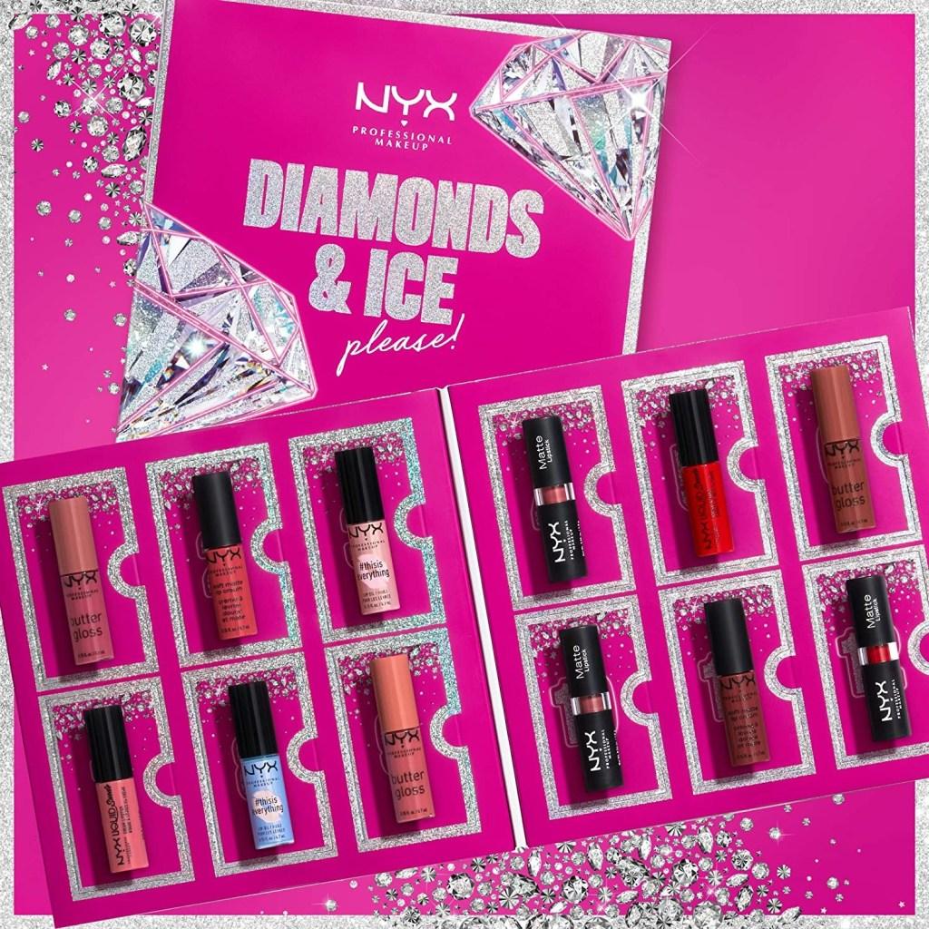 NYX Professional Makeup Gift Set