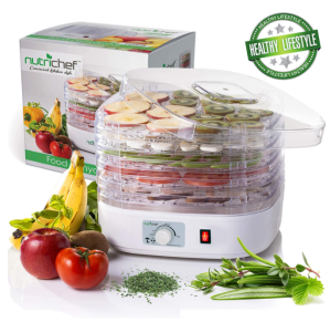 Nutriched food dehydrator