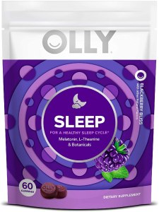 OLLY sleep melatonin gummies, best over the counter sleep aid