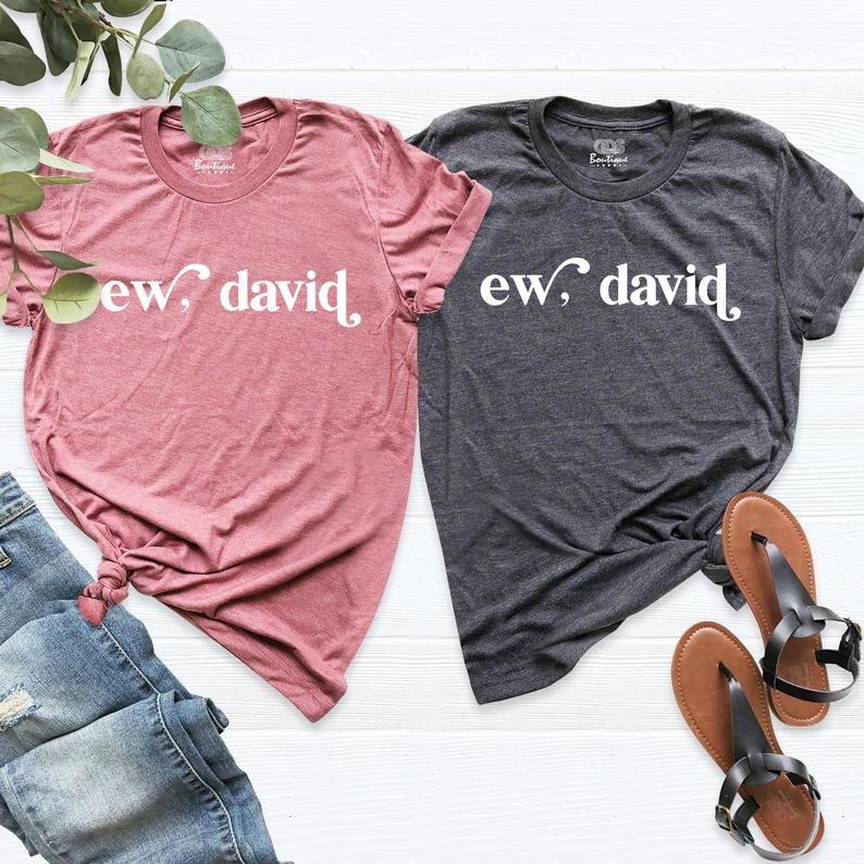 OnlyQualitySeller-Ew-David-Unisex-T-Shirt