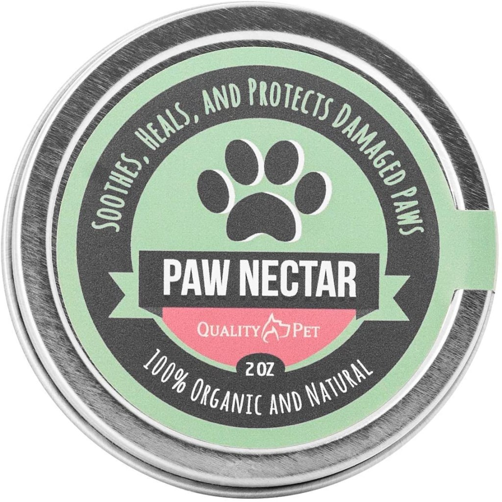 Paw Nectar Dog Paw Balm Heals Dog Paws