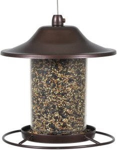 best bird feeders - Perky-Pet Panorama Bird Feeder