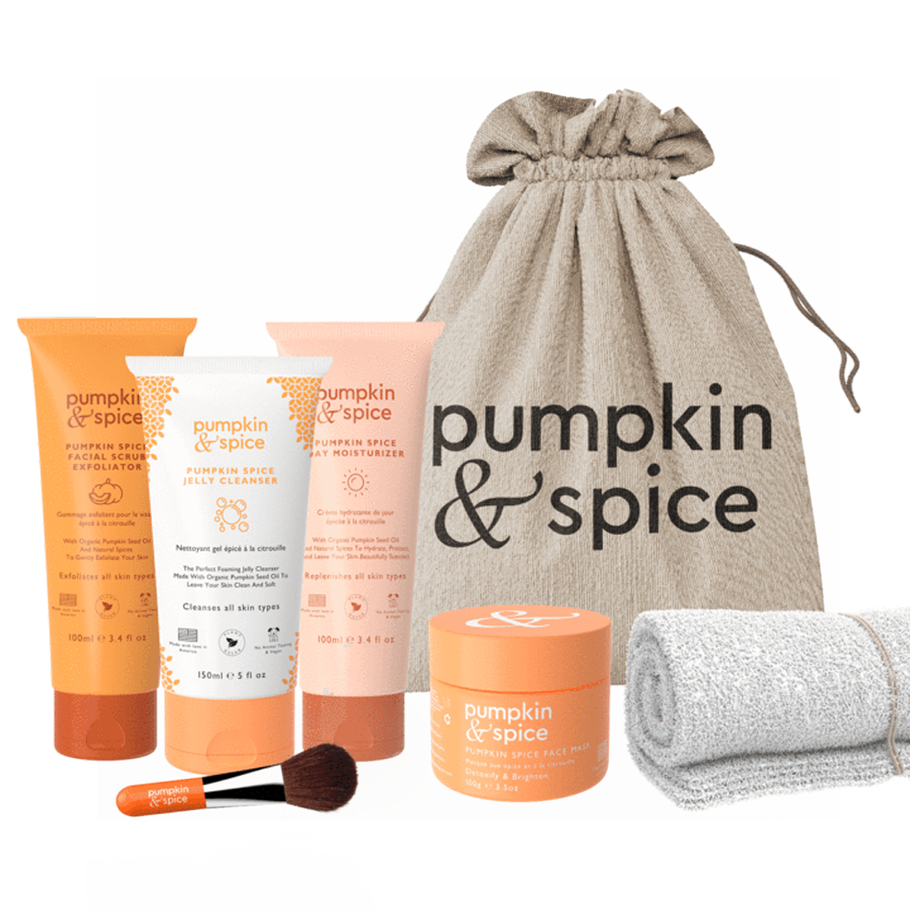 Pumpkin & Spice Ultimate Skin Care Bundle