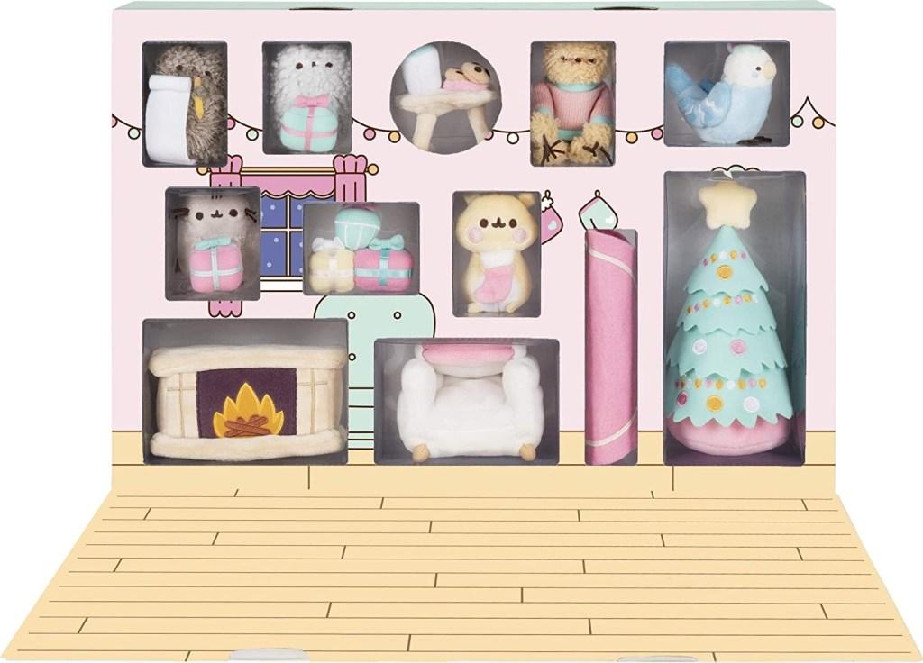 best Advent Calendars for Kids - Pusheen Holiday Calendar Surprise