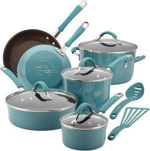 rachel ray cucina nonstick cookware