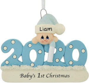 personalized christmas ornaments rudolph and me