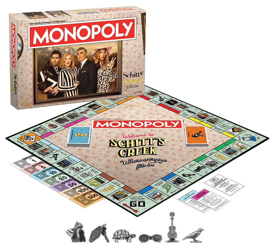 Monopoly Schitt's Creek
