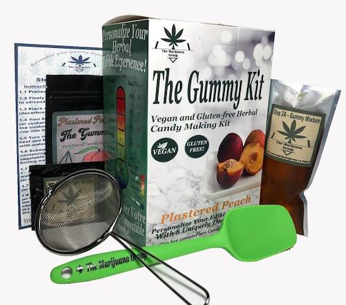 the gummy kit, best stoner gifts