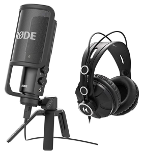 Rode NT-USB Condenser Mic Package usb mic