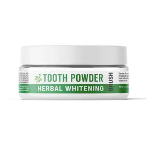 GONatural herbal whitening tooth powder, best whitening toothpaste