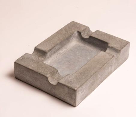 Manzon Concrete Decor Concrete Ashtray