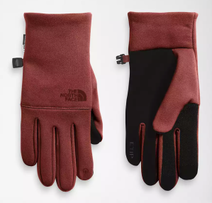The North Face Etip Recycled glove, best men's winter gloves