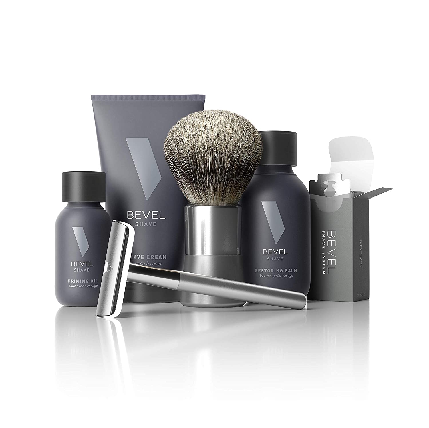 Shaving Kit for Men by Bevel