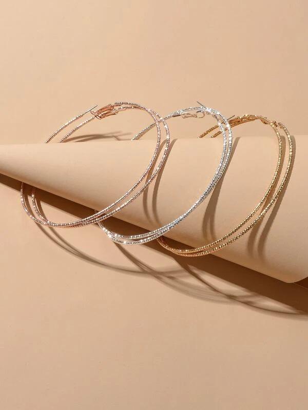 Shein-Metal-Hoop-Earrings