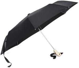 Shopbop @Home Original Duckhead Compact Umbrella, best coworker gifts 2021