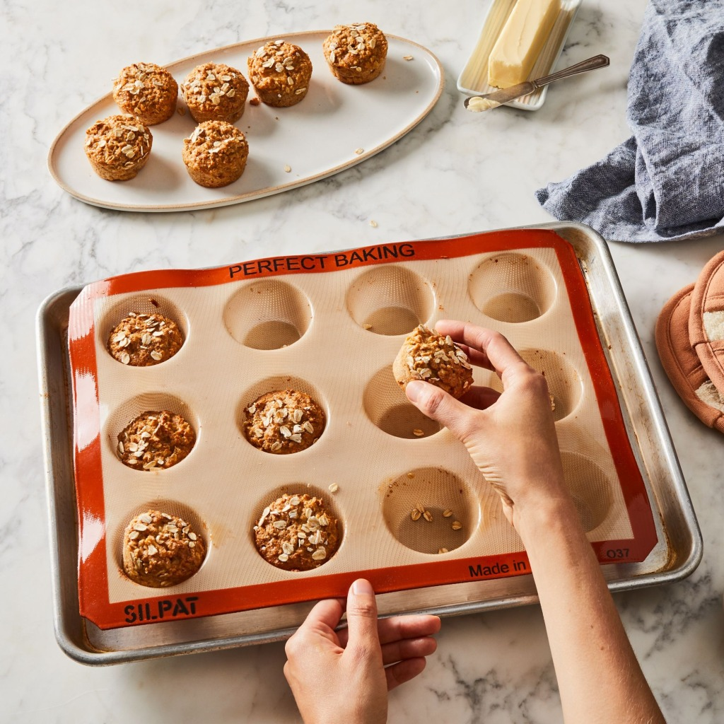 best gifts for bakers - Silpat Reusable Silicone Baking Molds