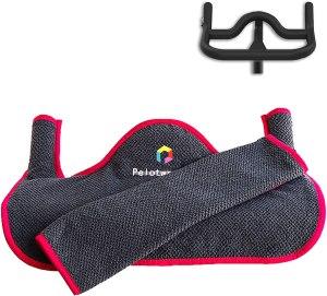 SinMan spin bike towel, spin bike accessories