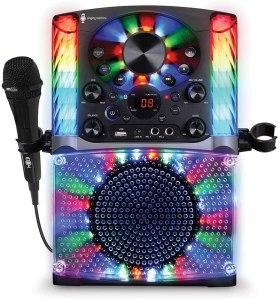 best karaoke machine for kids- Singing Machine Karaoke System