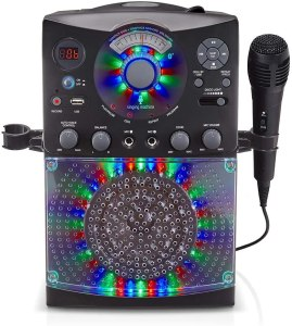 kids karaoke machine singing machine