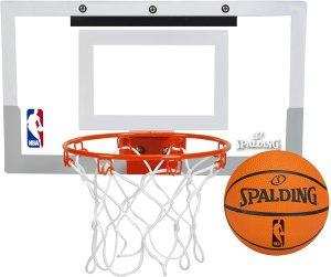 best basketball spalding over the door