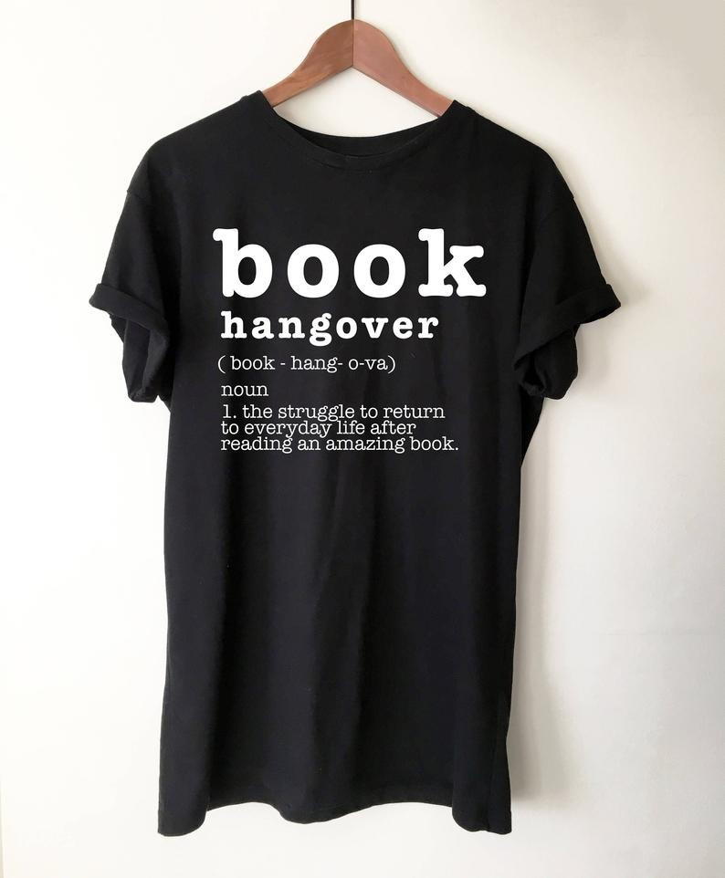 Stage-and-Peach-Co.-Book-Hangover-Unisex-Tee-Shirt